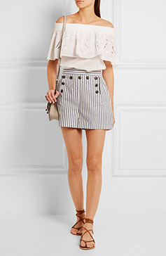 Le short Zimmermann
