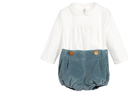 Shorts and shirt set